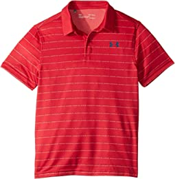 Threadborne Stripe Polo (Big Kids)