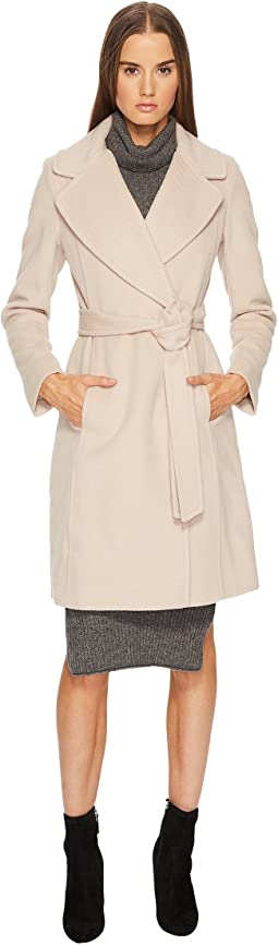 Amelie Core Wool Tie Waist Jacket