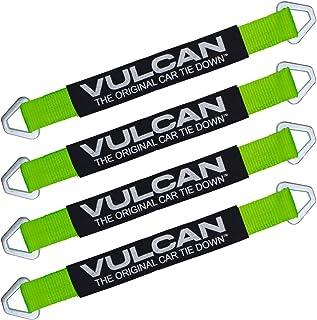 Pulseiras de eixo VULCAN 1 com almofadas – 4 pacotesVULCAN High-Viz Reflective - 22 Inch AH22DR-WP-HV-4P