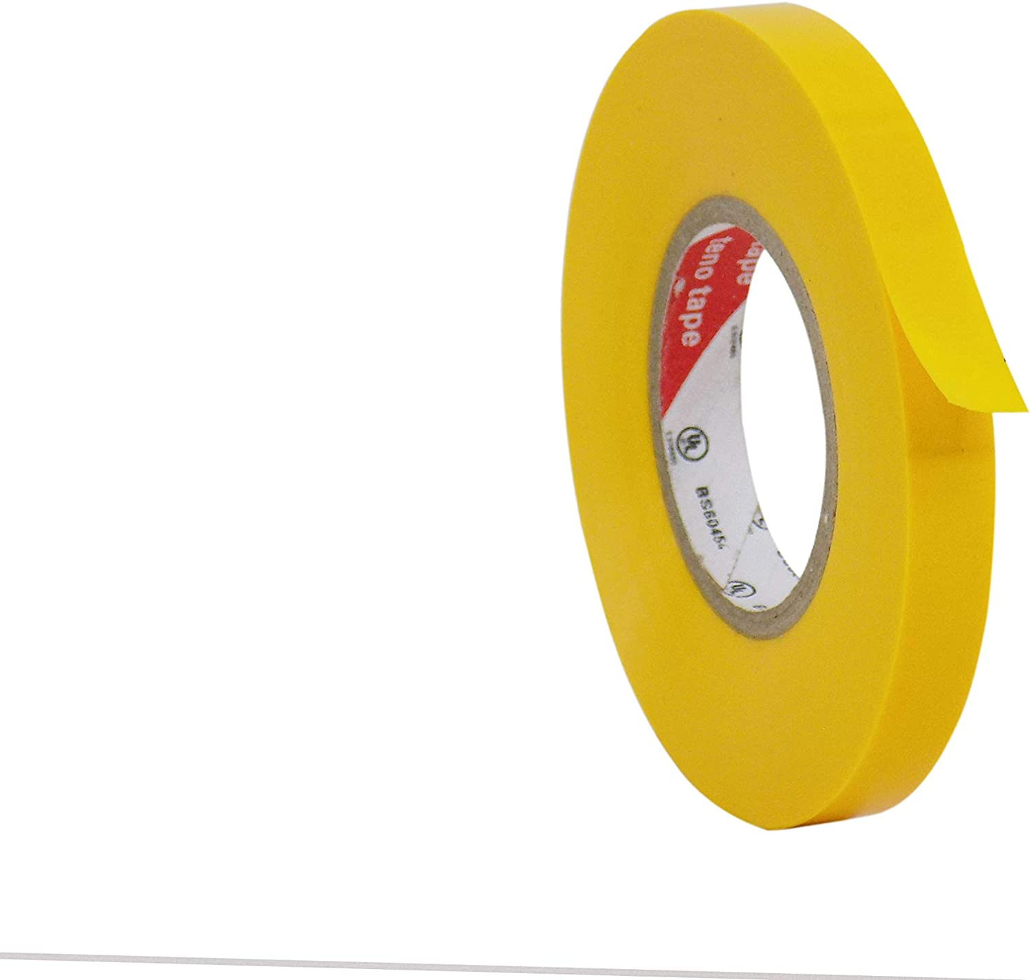 MAT Professional Grade Recommendation Thin Electrical Tape Yellow - x Don't miss the campaign 3 8 6 in.