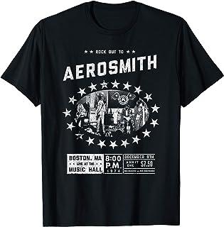 Aerosmith - Live at the Music Hall T-Shirt