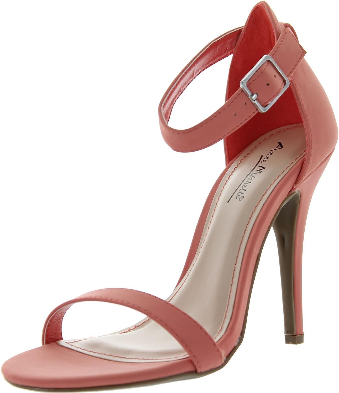 Anne Michelle Womens Enzo-01 Pumps shoes