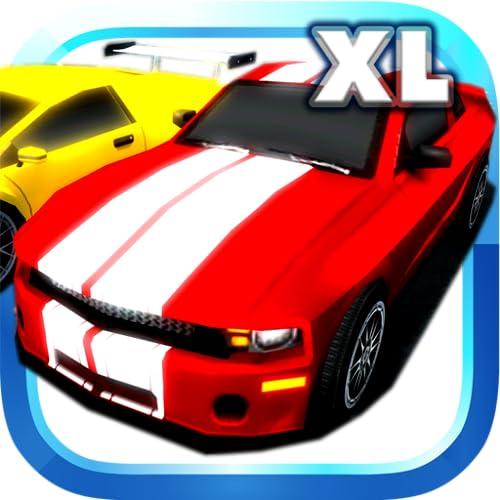 Autos de carrera - un colección de juegos de puzzle en 3D...