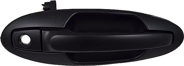 PT Auto Warehouse HY-3305P-FR - Outside Exterior Outer Door Handle, Primed Black - Passenger Side Front