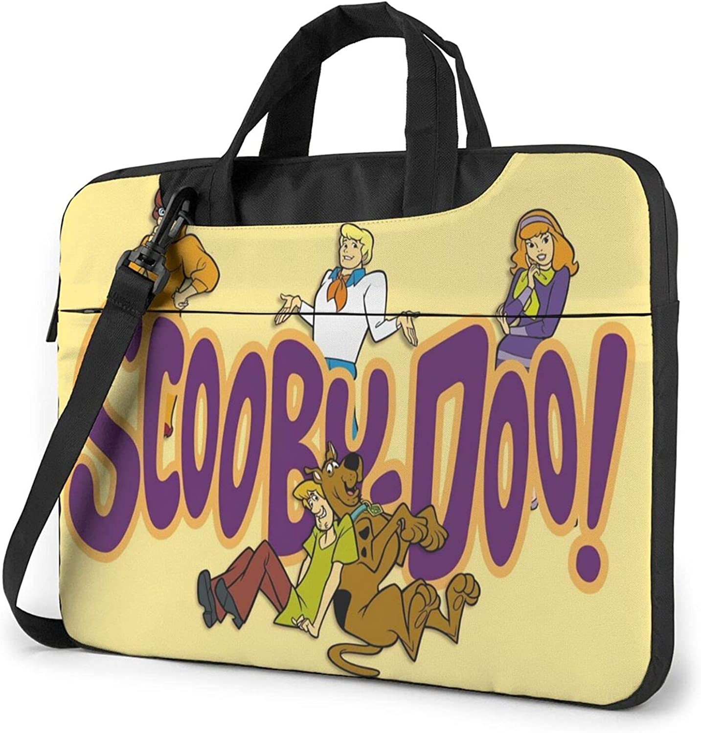 Scooby Doo All-Round Protective Luxury Mess Laptop Shockproof Crossbody Max 76% OFF