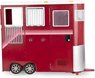 Our Generation Horse Trailer Doll 18 inch