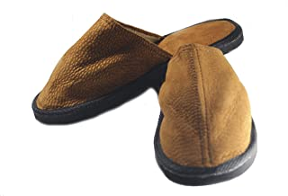 Capybaras Carpincho Slippers Exclusive Argentine Leather Unisex