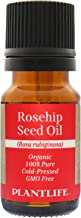 Organic Rosehip Seed Oil 10 ml - 100% Pure Cold Pressed Base Oil for Aromatherapy