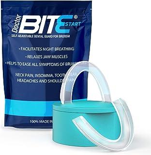 2 x Bite Bruxismo Notturno Automodellante Doctor Bite Start Dulàc 100% Made in Italy – Bite Dentale Notturno e Diurno per ...