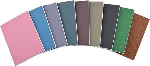 Mirka Abralon /Ø 77mm 3 3000 Grit Velcro Sanding Disc//Pad Sand Foam Machine Pads Suitable Materials Aluminium//Hard wood//Mild steel//carbon steel//Non-ferrous metal//Paint sanding//Stainless Steel//Primer
