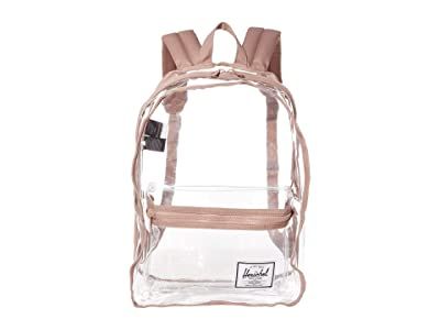 Herschel Supply Co. Classic X-Large (Ash Rose/Clear) Backpack Bags