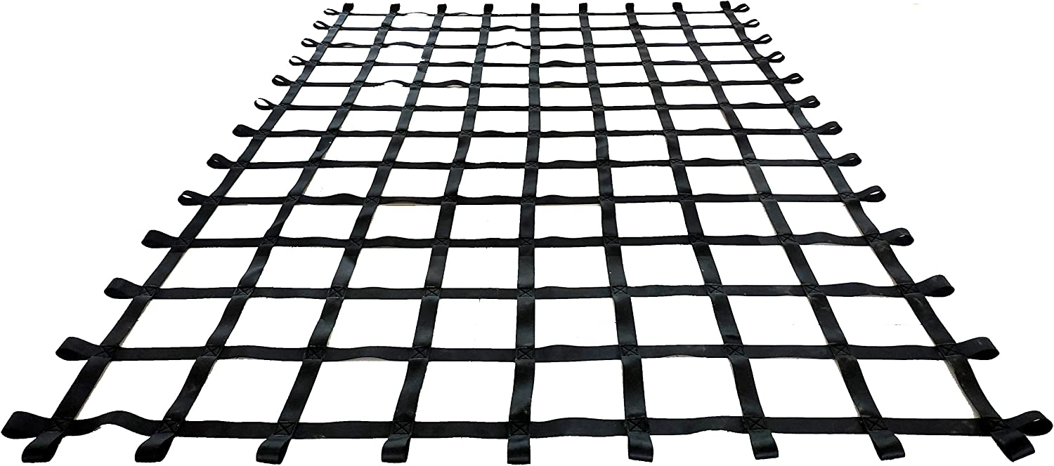 FONG 11 Latest item ft X 8 Climbing Cargo Net - Black Tr for Indianapolis Mall