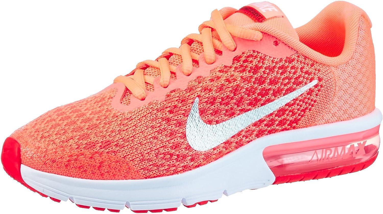 Nike Mdchen Air Max Sequent 2 Laufschuhe