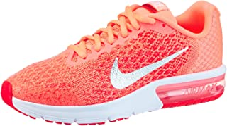 huge selection of d9c67 2d4cc Nike Air Max Sequent 2, Chaussures de Running Fille