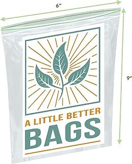 biodegradable ziplock bags