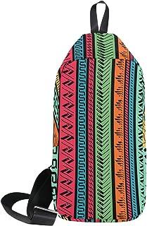 DragonSwordlinsu COOSUN - Mochila de Hombro con Diseño Tribal y Hombro, Ligera, Casual, para Hombres y Mujeres
