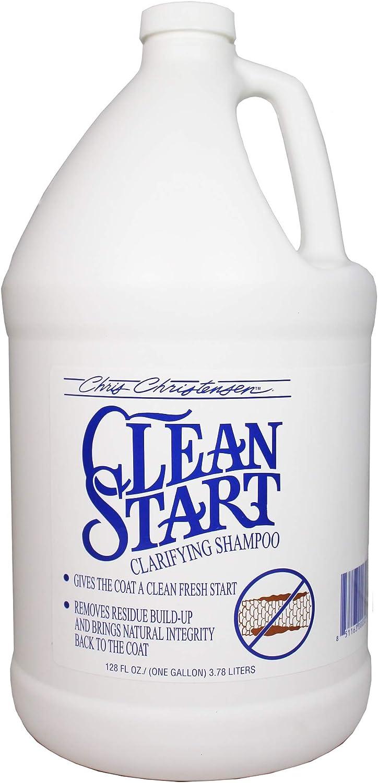 Chris Christensen Clean Start Max 71% OFF Clarifying Dog Shampoo - Super beauty product restock quality top! Pro-Vitam