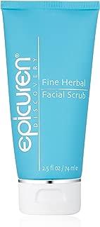 Epicuren Discovery Fine Herbal Facial Scrub Apricot, 2.5 Fl oz