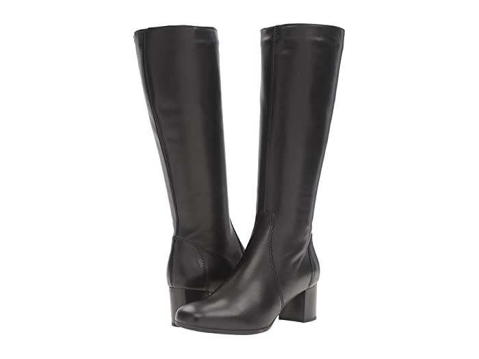 La Canadienne  Jennifer (Black Leather) Womens  Boots