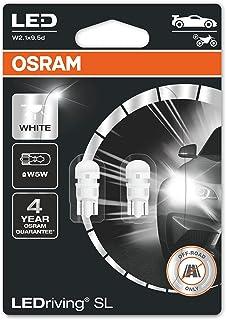 OSRAM W5W 0.8W-W2 1x9.5d LED DRIVING