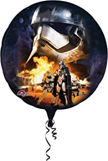 Star Wars The Force Awakens Bad Characters Specialty SuperShape Balloon