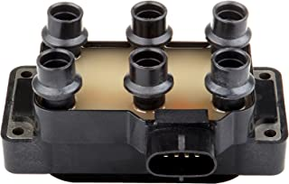 ECCPP Ignition Coil Pack of 1 Compatible with Ford Mustang/Ranger/Aerostar/Explorer Mercury Mountaineer 1990-2011 Replacement for FD480 5C1125 F508