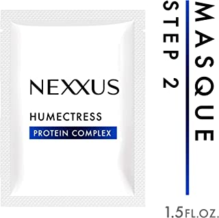 Nexxus Humectress Moisture Masque, for Normal to Dry Hair, 1.5 oz, pack of 10