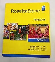 Rosetta Stone French Levels 1-4 Version 4