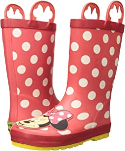 Western Chief Kids - Minnie Mouse Rain Boots (Toddler/Little Kid/Big Kid)