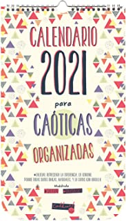 Finocam - Calendario de pared 2021 Talkual Español