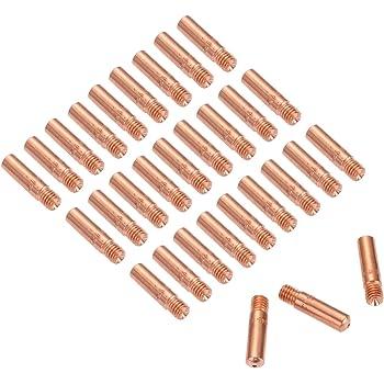 10pcs MIG Welding Gun Contact Tip 11-30 for Tweco Mini Lincoln Magnum 100L