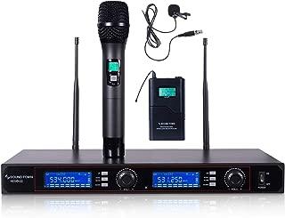 Best wireless mic receiver rack Reviews