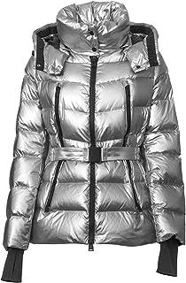 ADD Luxury Fashion Womens WAWM208218 Silver Down Jacket | Fall Winter 19