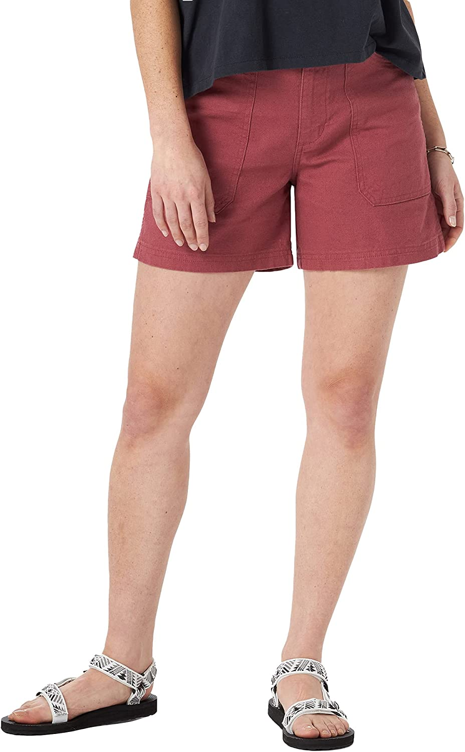 ATG by Wrangler Women's 4 years warranty Canvas Short Max 44% OFF Hike