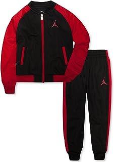 6c95325565ad NIKE Air Jordan Boy s Tricot Tracksuit Jacket   Pants Set