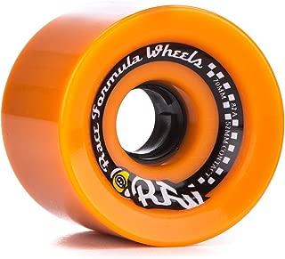 Sector 9 Race Formula Off Set Longboard Wheels - Orange - 70mm 82A