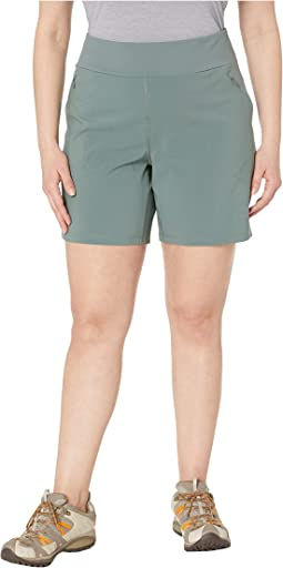 Plus Size Bryce Canyon™ Hybrid Shorts