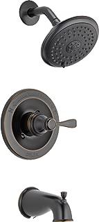 Delta 144984-OB Porter Monitor 14 Series Tub and Shower Trim, Oil Bronze