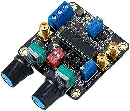 FidgetKute MAX038 Function Signal Generator Module Triangular/Sine/Rectangular/Pulse Wave Show One Size