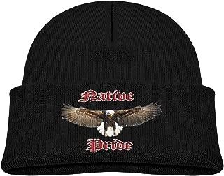 Native Pride Eagle Newborn Baby Soft Hat Kid Boy Girl Fashion Cotton Beanies Caps