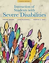 Best instruction of students with severe disabilities Reviews