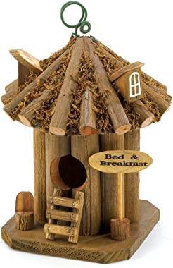Bed and Breakfast Decorative Birdhouse (One Pack)