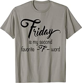 Friday by Top T-Shirts & Gifts: Fancy Funny Friday