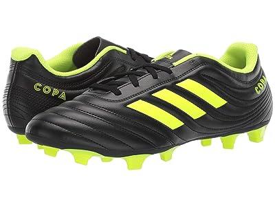 adidas Copa 19.4 FG (Core Black/Solar Yellow/Core Black) Men