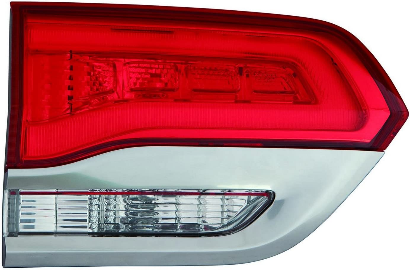 Ranking TOP14 2014-2019 Jeep Grand Cherokee quality assurance Driver Assem Tail Side Light Inner