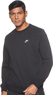 Nike Men's M NSW CLUB CRW FT T-Shirt (pack of 1)