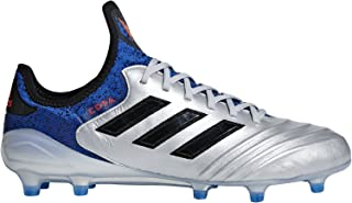 Copa 18.1 FG Cleat - Men's Soccer 11 Silver Metallic/Black/Blue