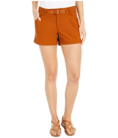 The North Face Paramount Shorts (Caramel Cafe) Women