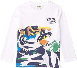 Long Sleeve T-Shirt (Toddler/Little Kids)