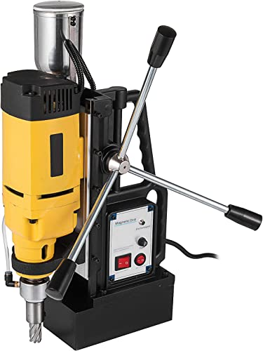 high quality Mophorn 1680W MD50 Magnetic Drill 300 RPM Spindle Speed Electric Magnetic Drilling System with 2 Inch Boring Diameter and 2900 LBS 2021 Magnet wholesale Force sale